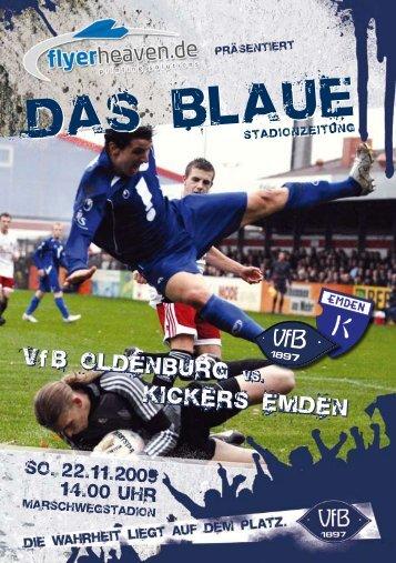 Kickers Emden - VfB Oldenburg