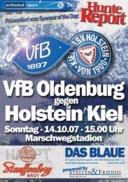 Nach - VfB Oldenburg