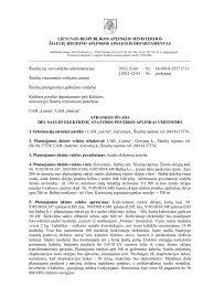 SR-S-2557 (7.1) dėl saulės elektrinių statybos poveikio ... - RAAD