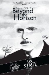Beyond the Horizon - The American Century Theater