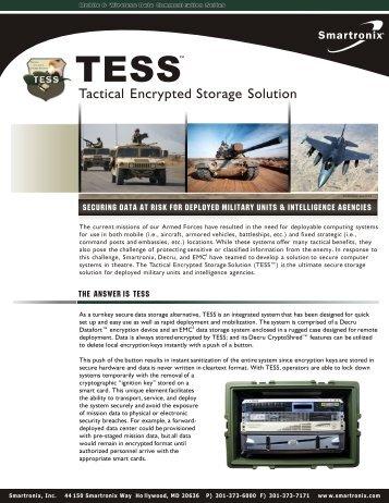 PDF - TESS - Smartronix