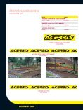 merchandising - Acerbis - Page 6