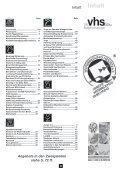 vhs Programmheft Herbst 2012 Download - Volkshochschule des ... - Page 5