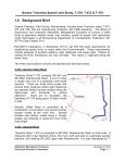 Greene Township Speed Limit Study - Shepstone Management ... - Page 3