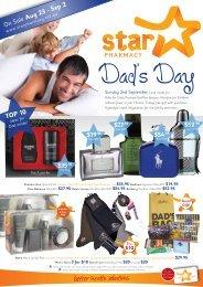 On Sale Aug 23 - Sep 2 ToP 10 - Star Pharmacy