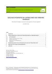 Download - Verkehrswesen und Verkehrsplanung - TU Dortmund