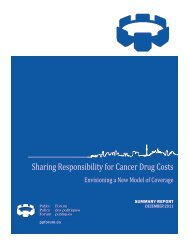 Summary Report - Public Policy Forum