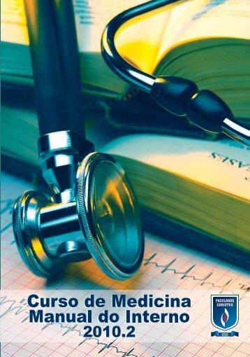 Manual do Interno 2010.2 - Faculdade Christus
