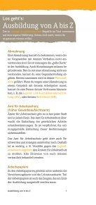 """Download """"Azubis, die Bescheid wissen"""" - NGG Region Bremen ... - Seite 5"""