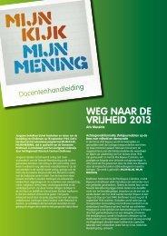 Mijn kijk mijn mening - Regionaal Historisch Centrum Eindhoven