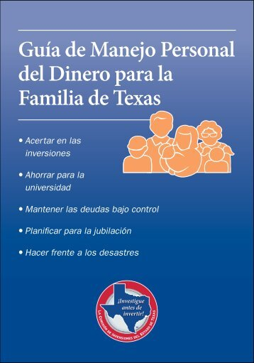 Guía de Manejo Personal del Dinero para la Familia de Texas