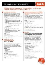 Bildung Bringt dich weiter - BIB Augsburg gGmbH
