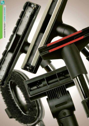 ACCESSORI PER PULIZIA • CLEANING ACCESSORIES - Sistem Air