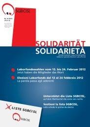 CISL laborfonds 1.indd - SGB - CISL