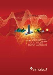 Produktinformation Simufact.welding - Tl-ing.de