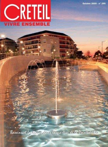 Vivre Ensemble - Octobre 2009 - Créteil