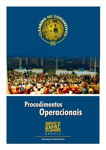 Operacionais Operacionais - bm&f serviços web