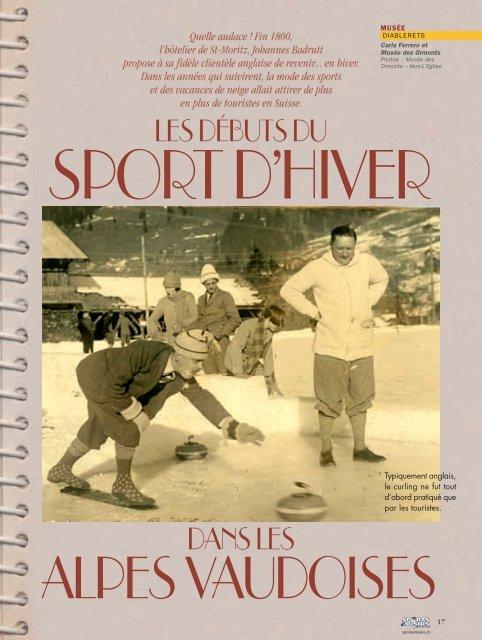 Les Diablerets - Magazine Sports et Loisirs