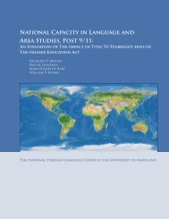 download - National Foreign Language Center