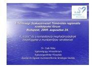 Értelmiségi Szakszervezet Tömörülés regionális szakképzési fórum ...