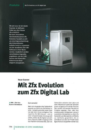 Produkte - Zfx