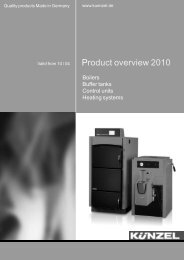 Product overview 2010