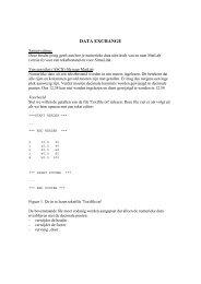 MATLAB / SIMULINK TOOLS