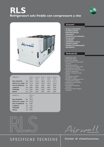 RLS - Certificazione energetica edifici