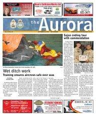 Oct 22 2012 - The Aurora Newspaper