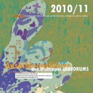 Ausbildungsführer - Waltrop Akademie für Bildung und Beruf