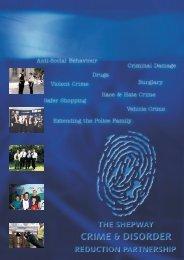 Crime Audit 2004 - Shepway District Council