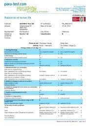 EN Rapport de test EPSILON 7 26 - Advance