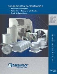 Fundamentos de Ventilación - Greenheck
