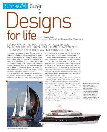 Superyacht Design - Nauta Yachts