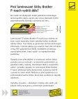 Technické informace k TZ páskám - Page 5