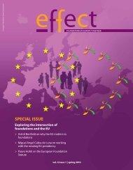 EU - The European Foundation Centre