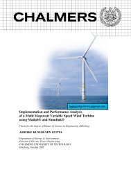 Implementation and Performance Analysis of a Multi Megawatt ...