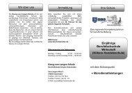 • Bürodienstleistungen Wir über uns Anmeldung ... - BBS-Holzminden