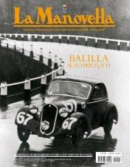 BALILLA - Automotoclub Storico Italiano