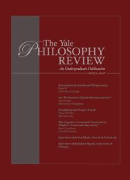 Download the 2007 issue here. - Yale University