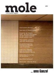 Download der pdf-Datei (ca. 3.2MB) - mole - Das ...umsGanze ...