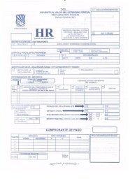Formato HR - Municipalidad de Villa El Salvador