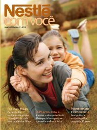Dia das Mães A Páscoa está aí Pioneirismo e excelência - Nestlé