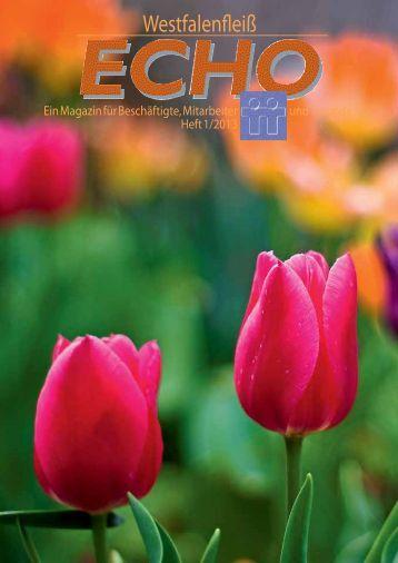 Ausgabe 44 - 01 / 2013 - Westfalenfleiß GmbH