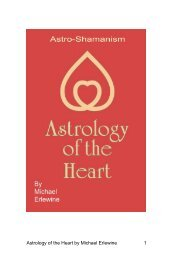 Astrology of the Heart by Michael Erlewine 1 - Matrix Software