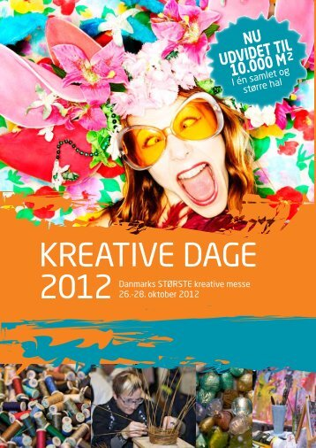 Kreative Dage 2012 - Messe C