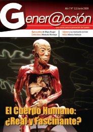 El Cuerpo Humano - Generaccion.com