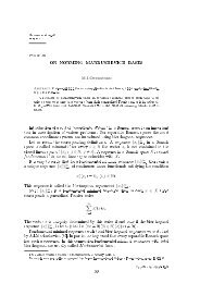 ON NORMING MARKUSHEVICH BASES - Matematychni Studii