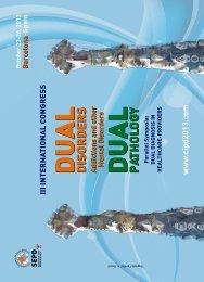 III Congreso Internacional sobre Patología Dual / III International ...