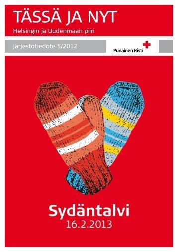 TN 5_2012_netti.pdf - RedNet - Punainen Risti